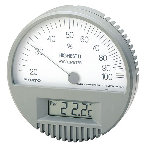 Highest II Hygrometer